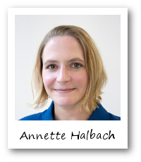 Annette Halbach - Bachelor in der Physiotherapie
